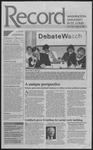 Washington University Record, September 19, 1996