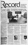Washington University Record, September 26, 1996