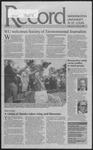 Washington University Record, October 17, 1996