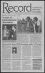 Washington University Record, October 24, 1996
