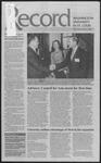Washington University Record, October 31, 1996