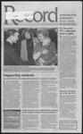 Washington University Record, December 12, 1996