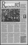 Washington University Record, May 15, 1997