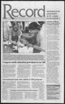 Washington University Record, July 24, 1997