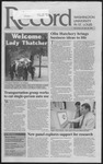 Washington University Record, October 30, 1997