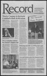Washington University Record, April 30, 1998