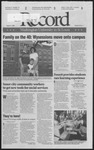 Washington University Record, August 27, 1998