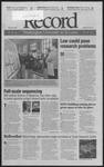 Washington University Record, March 18, 1999