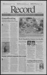 Washington University Record, August 12, 1999