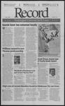 Washington University Record, September 2, 1999