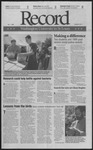 Washington University Record, October 7, 1999