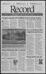 Washington University Record, December 2, 1999