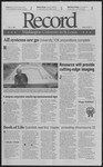Washington University Record, December 9, 1999