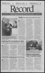 Washington University Record, February 3, 2000