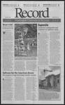 Washington University Record, March 16, 2000