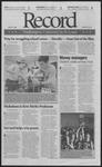Washington University Record, March 23, 2000