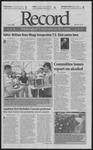 Washington University Record, April 27, 2000