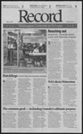 Washington University Record, May 11, 2000