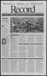 Washington University Record, May 18, 2000