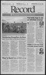 Washington University Record, September 1, 2000
