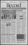 Washington University Record, September 15, 2000
