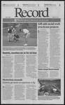 Washington University Record, September 29, 2000