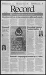 Washington University Record, October 27, 2000