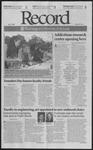 Washington University Record, November 3, 2000