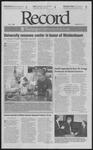 Washington University Record, December 1, 2000