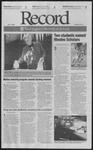 Washington University Record, December 15, 2000