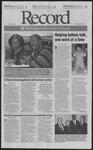 Washington University Record, February 23, 2001