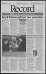 Washington University Record, March 30, 2001