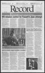 Washington University Record, April 13, 2001
