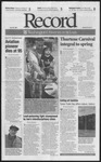 Washington University Record, April 20, 2001