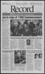 Washington University Record, May 18, 2001