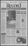 Washington University Record, June 15, 2001