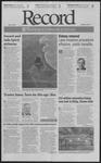 Washington University Record, August 10, 2001