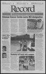 Washington University Record, August 24, 2001