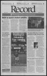 Washington University Record, September 7, 2001