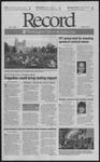 Washington University Record, September 14, 2001