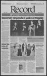 Washington University Record, September 21, 2001