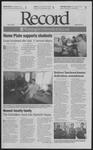 Washington University Record, September 28, 2001