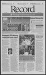 Washington University Record, October 5, 2001
