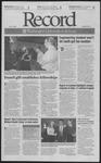 Washington University Record, October 12, 2001