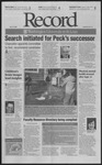 Washington University Record, November 16, 2001
