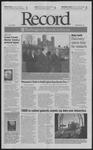 Washington University Record, November 30, 2001