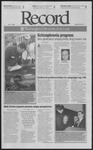 Washington University Record, January 11, 2002