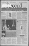 Washington University Record, January 18, 2002