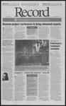 Washington University Record, January 25, 2002