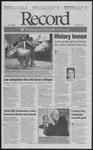 Washington University Record, February 15, 2002